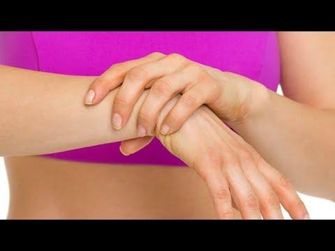 Болят лучезапястные суставы