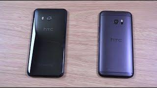 HTC U11 vs HTC 10 - Speed Test!