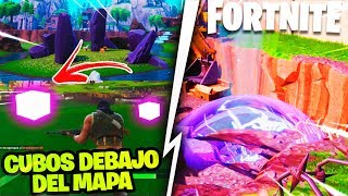 THE MYSTERY OF *CUBOS* IN BALSA FORTNITE BUTTON *NEW SECRETS*