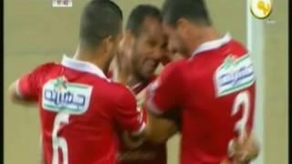 بالفيديو..وليد سليمان يحرز الهدف الثاني للأهلي على طريقة «كابتن ماجد»