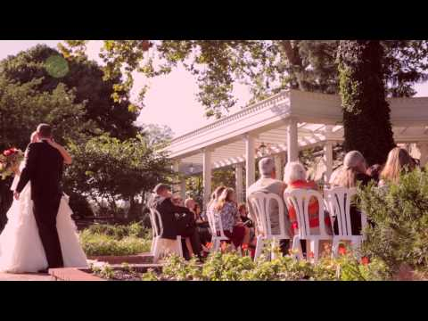 Omaha Outdoor Wedding with Paxton Ballroom Reception