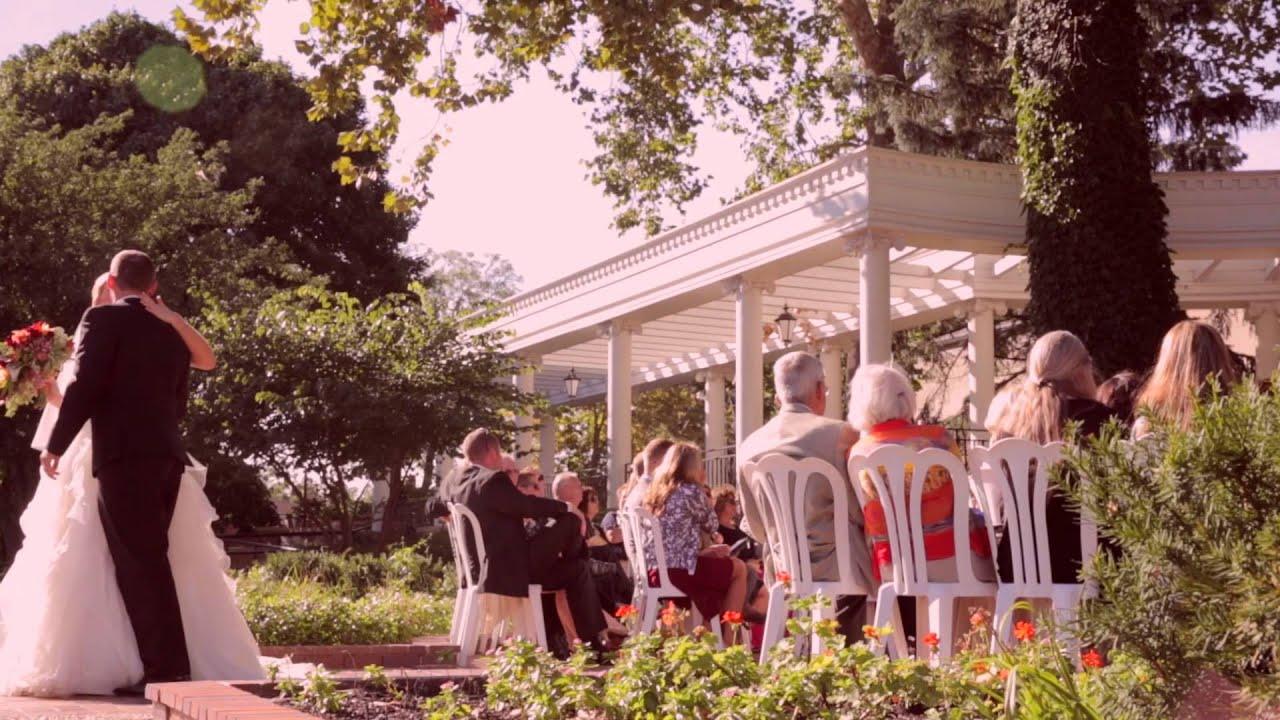 Omaha Outdoor Wedding With Paxton Ballroom Reception