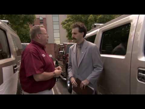 Borat hummer .avi