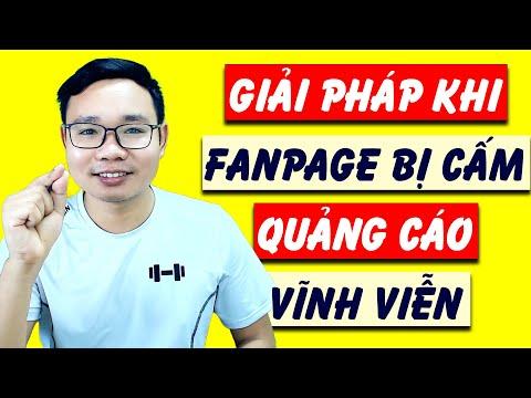 Fanpage Bị Hạn Chế Vĩnh Viễn kháng được không - Cách khắc phục trang Page bị hạn chế quảng cáo