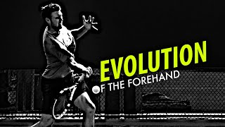 Evolution of the Forehand (and how to evolve yours) - tennis lesson