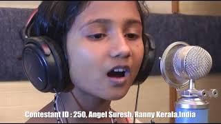 Oro nimishavum Daivame - Angel Suresh.mp4