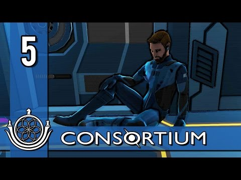 Let's Play Consortium Part 5 - The Traitor [Consortium Gameplay/Walkthrough]