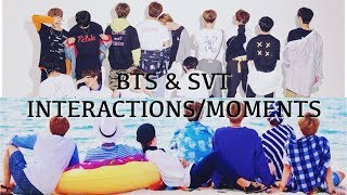 Video BTS AND SEVENTEEN FRIENDSHIP download MP3, 3GP, MP4, WEBM, AVI, FLV Juni 2018