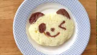 Kracie Oekaki Panda Yaki Cake Kit Thumbnail