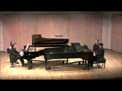 Daniel Jordan and Armand Saberi in concert: Rimsky-Korsakov Scheherazade III