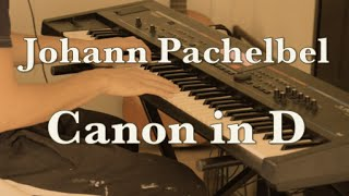 Canon in D - Piano (Johann Pachelbel 1653-1706)