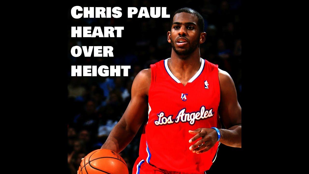 NEW Chris Paul Career Mix - Heart over Height [HD] - YouTube