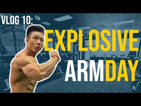Arm Day Everydaydaydayfixxx