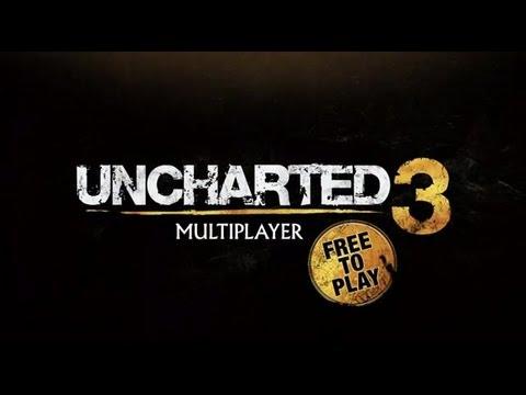 Uncharted 3 | Free To Play | Accion Y Reaccion Constante | Duelo Por Equipos [LIVE] | Adrian619