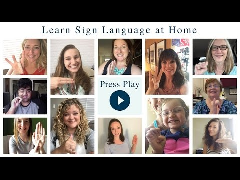 Sign Language Online Cl For Beginners
