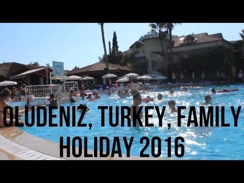 oludeniz, turkey, family holiday 2016 (dramatic)