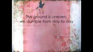 Keane - The Starting Line (Lyrics)