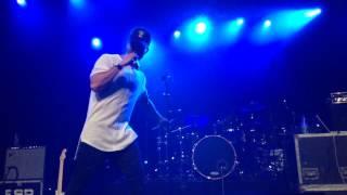 Jake Miller - Mom's Spaghetti - Cover - Live (23/04/2017 @ Antwerp, Belgium)