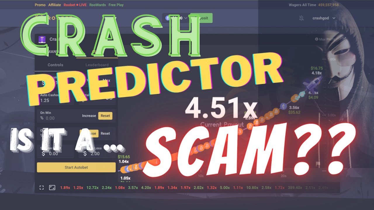 Download SPECIAL EPISODE!! CRASH PREDICTOR IS IT A SCAM?? I PURCHASED ONE AND THIS HAPPENED!!