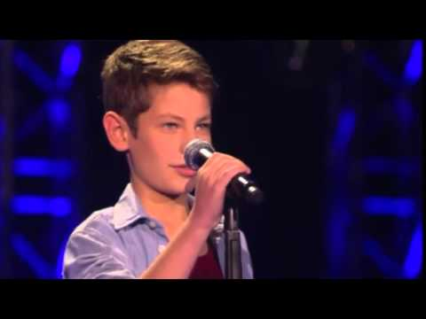 IIan  Another One Bites The Dust  Blind Audition  The Voice Kids 2016
