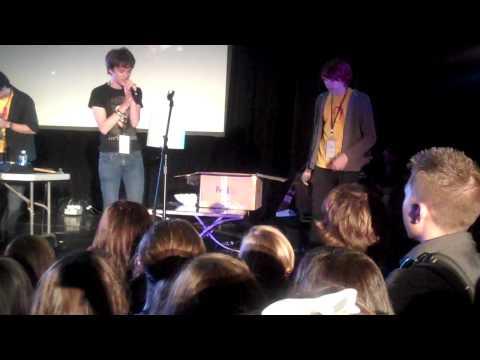 Alex Day & Charlie McDonnell - Exterminate Regenerate - VidCon Live