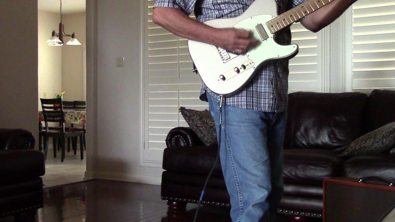 Mini Humbucker Telecaster - YouTube