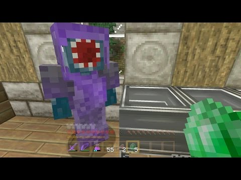 Minecraft Xbox - Exploiting Squid - The Sword Of Alzcar - Part 9