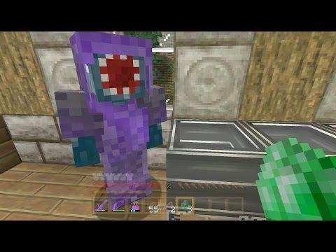 Minecraft Xbox - Exploiting Squid - The Sword Of Alzcar - Part 9