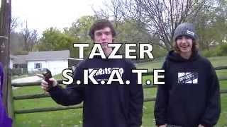 TAZER S.K.A.T.E -  Kyle Hemshrot V.S  Joey McCoy