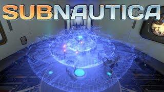 Subnautica [Выживание] - Комната Сканирования! - #4