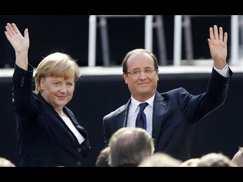 Fast news | In 2017, France and Germany will split Europe in two