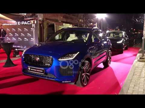 """Ora News - Prezantohet në Tiranë koleksioni më i ri i makinave """"Jaguar"""""""
