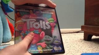 Trolls 4K Unboxing
