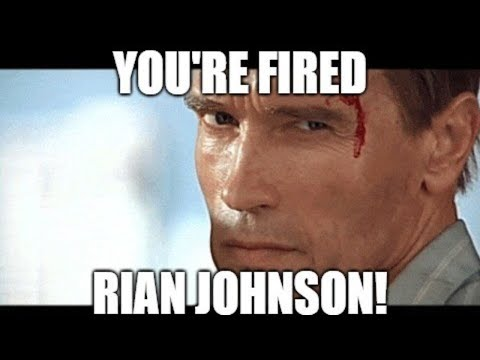 Is Rian Johnson's Career Over? #RianJohnson