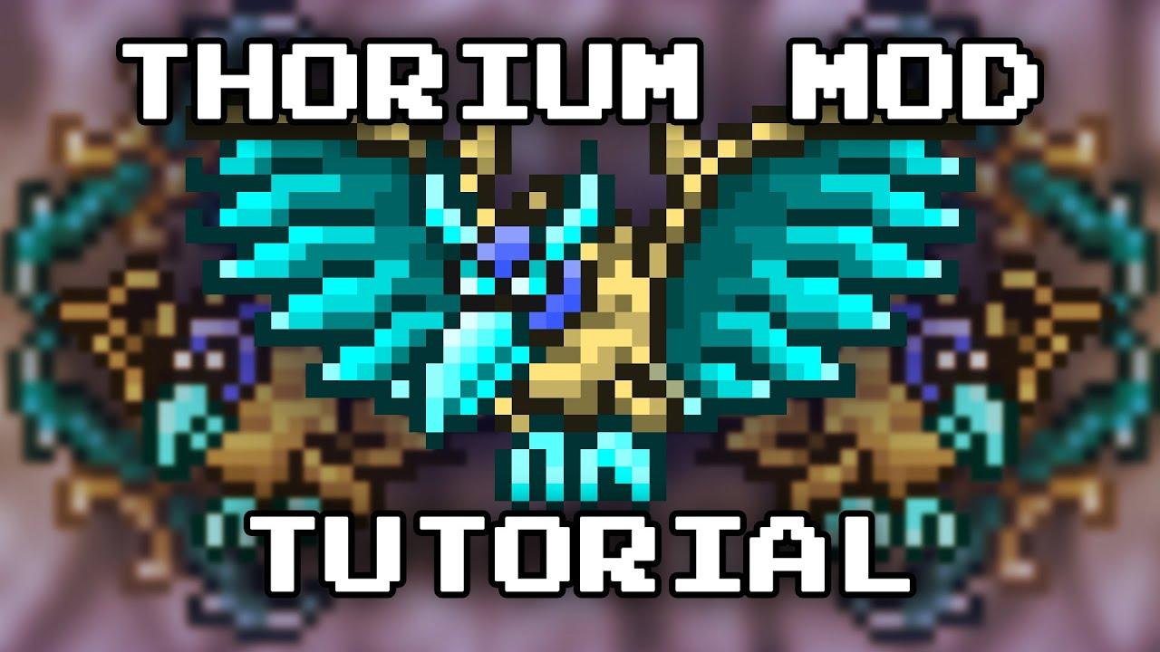 Terraria Tutorial - Thorium Mod