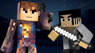 ZOMBIE APOCALYPSE! (Roleplaying) Minecraft #3