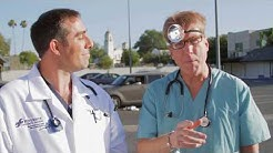 Pediatric Clinic (Official) Trailer #1 with Dr. Watson and Comedian Scott Wood - Comedy