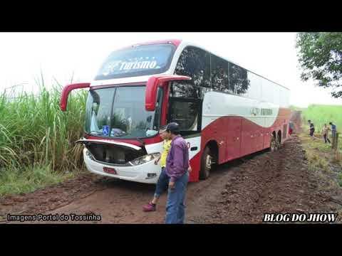 Ônibus é Assaltado Na PR-444, Passageiros é Deixados Próximo A Bom Sucesso