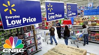 Wal-Mart To Start Offering Discounts On In-Store Pick Ups: Bottom Line | CNBC