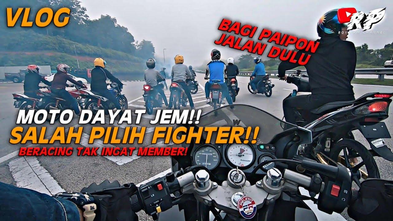 Download ride cherating ep.3 | Bagi rxz jalan dulu, ep.4 aku sampai, chill | Amsyar ajak fight pagi2 buta!