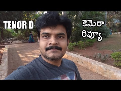 Tenor D Camera Review ll in telugu ll by prasad ll