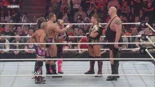 David Hart Smith vs. Unified Tag Team Champion The Miz