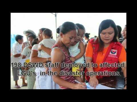 DSWD's Bohol Earthquake Disaster Response & Rehabilitation Efforts