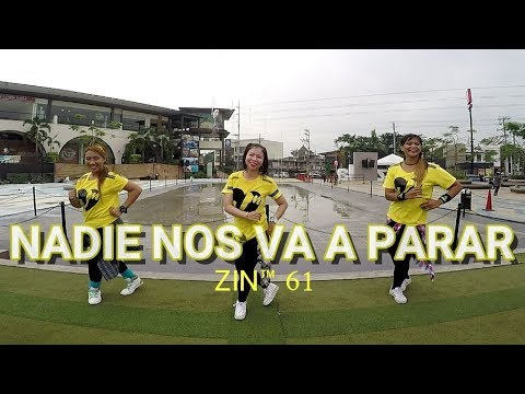 NADIE NOS VA A PARAR | ZIN™61 | Merengue | JM
