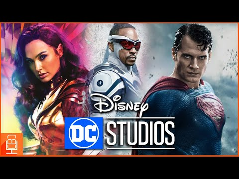 Discovery Interested in Selling DC Comics & WB Assets to Disney, Apple or Netflix