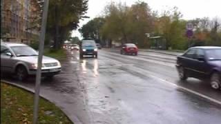 Niebezpieczne przejścia dla pieszych w Radomiu