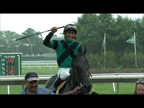 video thumbnail for MONMOUTH PARK 7-06-19 RACE 3 – IRISH WAR CRY HANDICAP