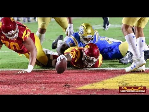 USC vs UCLA field level highlights