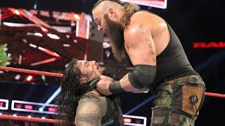 Wwe Raw Highlights 9th January 2017  Monday Night Raw 9_1_17 Highlights