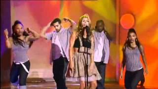 Fergie - Clumsy (LIVE)